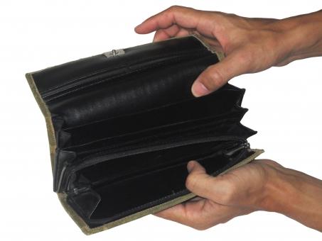 財布空の画像