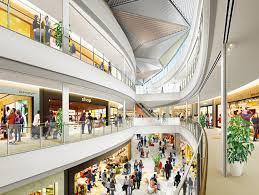 ショッピングモールの画像