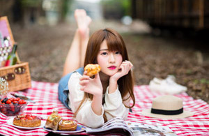 ピクニックの画像